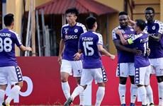 Hà Nội và Becamex Bình Dương giành vé đi tiếp tại AFC Cup 2019