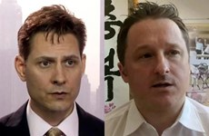 Canada đề nghị Trung Quốc trả tự do cho hai công dân bị bắt giữ