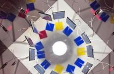 Triển lãm nghệ thuật không dùng năng lượng tiêu thụ đầu tiên ở Italy