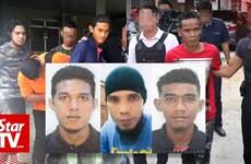 Cảnh sát Malaysia bắt giữ 3 nghi phạm âm mưu tấn công khủng bố