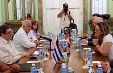 Ngoại trưởng Cuba và Canada thảo luận các vấn đề song phương