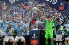 Man City giành 'cú ăn 3,' làm nên điều chưa từng có trong lịch sử