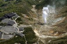 Nhật Bản nâng mức cảnh báo về hoạt động của núi lửa Hakone