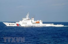 4 tàu Trung Quốc tiến vào vùng biển tranh chấp với Nhật Bản