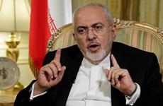 Ngoại trưởng Iran đáp trả tuyên bố hủy diệt của Tổng thống Mỹ