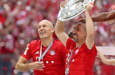Ribéry, Robben và những kỷ lục ấn tượng của Bayern Munich