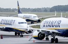 Lợi nhuận của hãng Ryanair xuống mức thấp nhất trong bốn năm