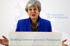 Thủ tướng Anh khẳng định cần tất cả các đảng phái ủng hộ Brexit