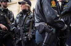 Cảnh sát Na Uy phát hiện hoạt động buôn lậu vũ khí số lượng lớn