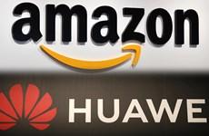 Amazon tại Nhật Bản ngừng bán sản phẩm của tập đoàn Huawei