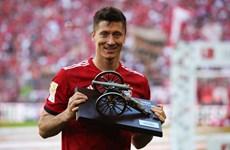 Cận cảnh 22 bàn thắng của Robert Lewandowski ở Bundesliga 2018-19