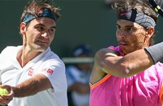 Roland Garros 2019: Chờ 'đại chiến trong mơ' Nadal-Federer