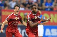 Đánh bại Sông Lam Nghệ An, TP.HCM bỏ xa Hà Nội FC 5 điểm