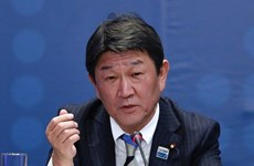Quan chức Mỹ, Nhật Bản hội đàm trước thềm cuộc gặp thượng đỉnh