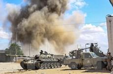 Libya: Lực lượng LNA không kích nhiều địa điểm ở thủ đô Tripoli