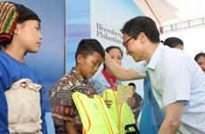 Phó Thủ tướng Vũ Đức Đam dự Lễ phát động Tháng hành động vì trẻ em