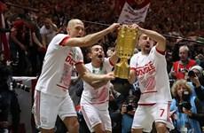 Hình ảnh đáng nhớ trong ngày Bayern lần thứ 19 vô địch DFB Cup
