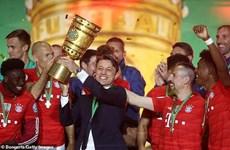Niko Kovac đi vào lịch sử với chức vô địch DFB cùng Bayern
