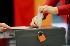 Bầu cử EP 2019: Liên minh cầm quyền ở Đức tiếp tục mất uy tín