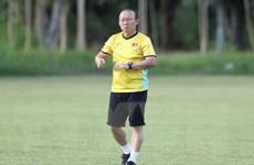 HLV Park Hang-seo công bố danh sách tuyển Việt Nam dự King's Cup