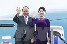 Thủ tướng kết thúc tốt đẹp chuyến thăm chính thức Vương quốc Thụy Điển