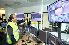 Thủ tướng tham quan một số mô hình công nghệ cao tại Thụy Điển