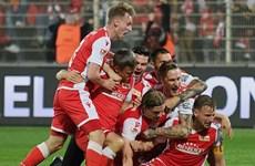 Vượt qua Stuttgart, Union Berlin lần đầu tiên góp mặt ở Bundesliga