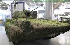 Triển lãm vũ khí, phương tiện chiến đấu lớn nhất Trung-Đông Âu