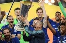 HLV Maurizio Sarri nói gì về tương lai sau màn hủy diệt Arsenal