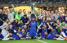 Cận cảnh Chelsea hủy diệt Arsenal, đăng quang Europa League