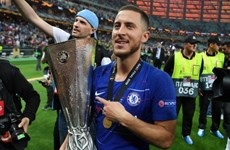 Vô địch Europa League, Eden Hazard xác nhận chia tay Chelsea