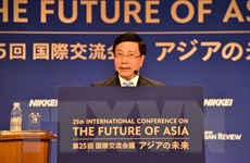Phó Thủ tướng: Thế giới đang bước vào giai đoạn mới với nhiều bất định
