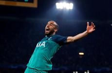 Các bàn thắng 'siêu kịch tính' của Tottenham ở Champions League
