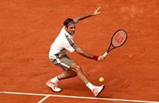 Roland Garros 2019: Roger Federer thiết lập nên kỷ lục mới