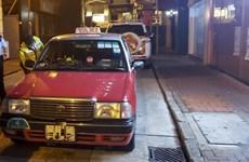 Cảnh sát ngầm bắt giữ tài xế taxi Hong Kong vì tính phí cắt cổ