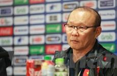 """HLV Park Hang-seo: """"Dự King's Cup là lựa chọn sai lầm của tôi"""""""