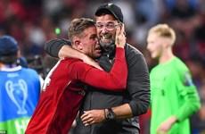 Khoảnh khắc vỡ òa cảm xúc ở trận chung kết Champions League