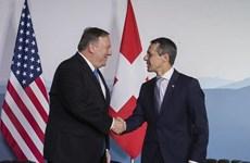 Một hiệp định thương mại tự do với Thụy Sĩ là ưu tiên của Mỹ