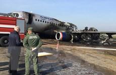 Aeroflot cắt giảm số chuyến bay của Superjet sau vụ cháy thảm khốc