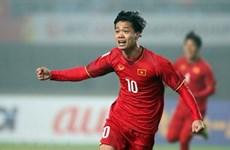 Công bố số áo đấu của đội tuyển Việt Nam tại King's Cup 2019