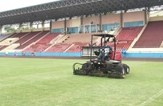 Sẵn sàng cho trận tuyển U23 Việt Nam đối đầu U23 Myanmar