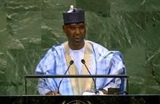Đại sứ Nigeria tại LHQ chính thức trở thành Chủ tịch Đại hội đồng