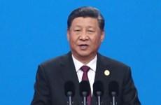 Chủ tịch Trung Quốc nêu lập trường về các vấn đề nóng của thế giới