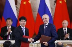 Tập đoàn Huawei của Trung Quốc phát triển mạng 5G tại Nga