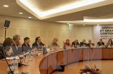 Hội thảo lý luận giữa hai Đảng Cộng sản Việt Nam và Pháp