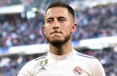 Real Madrid chính thức chiêu mộ thành công tiền vệ Eden Hazard