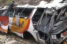 Tai nạn giao thông ở Philippines làm hàng chục người thiệt mạng