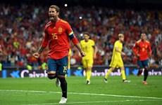 Vòng loại Euro: Tây Ban Nha xây chắc ngôi đầu, Séc đuổi kịp Anh