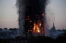 Nạn nhân vụ cháy chung cư Grenfell ở Anh kiện 3 công ty Mỹ