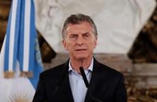 Tổng thống Argentina Macri công bố quyết định tái tranh cử